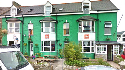 Hostel Accommodation at Newquay International Backpackers