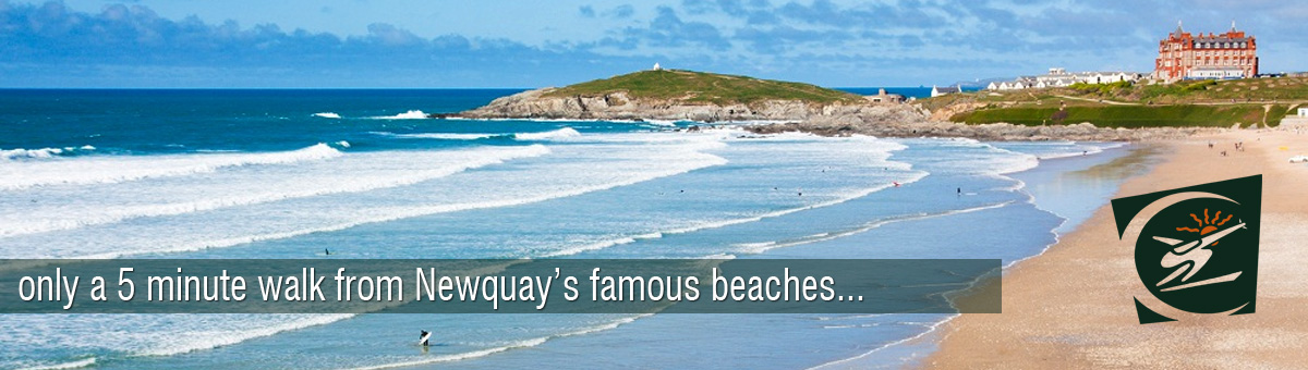 Permalink to: Newquay's Beaches